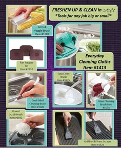 Pampered Chef Tools for any job-Big or Small www. Pampered Chef Party, Pampered Chef Recipes, Cooking Quotes, Cooking Tips, Pampered Chef Catalog, Baking Utensils, Host A Party, Party Time, Yummy Food