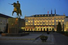 Presidential Palace of Warsaw