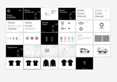 NUMBER TWELVE brand guidelines