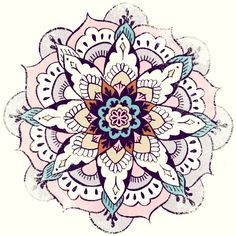 Mandala Graphic by Madison Joy Davis