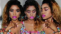 Eazy FULL COVERAGE GLAM MAKEUP TUTORIAL  ♡ BeautyDoll Culey