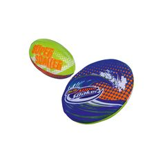 NERF Super Soaker Schwamm Wurfset (Football + Frisbee) von mytoys  http://www.meinspielzeug24.de/wasserpistolen/nerf-super-soaker-schwamm-wurfset-football-frisbee-von-mytoys/   #Wasserpistolen
