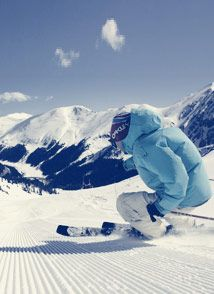 It's Officially Ski Season in Colorado! www.homesincolorado.com #skiing #colorado