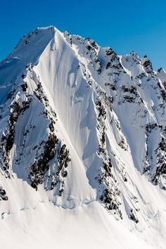 Cordova, Alaska For No Turning Back Ingrid Backstrom descending the famous Sphinx of the Chugach Cordova Alaska, Warren Miller, The Mountains Are Calling, Snow Skiing, Winter Fun, Feature Film, Snowboarding, Plank, Turning