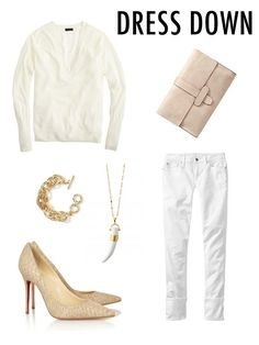 Elements of Style Blog | Fashion Friday: Great White | http://www.elementsofstyleblog.com