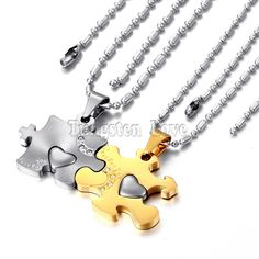 Introducing,  #valentine's gift for him,her , couples Pendant Couple Ne...  order here:http://familyloves.com/products/pendant-couple-necklaces-valentines-day-gifts?utm_campaign=social_autopilot&utm_source=pin&utm_medium=pin