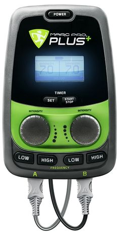 What is the difference between Marc Pro and a TENS Unit?