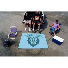 Columbia Lions NCAA Tailgater Floor Mat (5'x6')