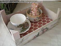 Cajas de Caramelos: Cajas de fresas