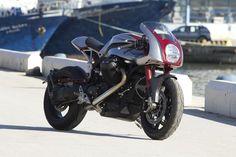 Moto Guzzi Griso Custom 14 740x493 Ipothesys by Filippo Barbacane