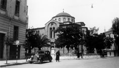 """The Russian Church"""",  Athens, late 1930s - early 1940s"""