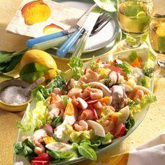 Krabben-Ei-Salat Rezept | LECKER