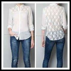 15ed575ed Las 10 mejores imágenes de blusas de moda