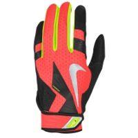 Nike Vapor Elite Pro Batting Gloves - Men's - Red / Black Batting Gloves, Nike Vapor, Mens Gloves, Red Black, Guys, Baseball Gloves, Sons, Boys