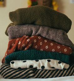 fall sweaters.