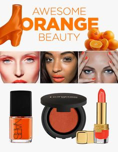 Awesome orange beauty for summer 2013