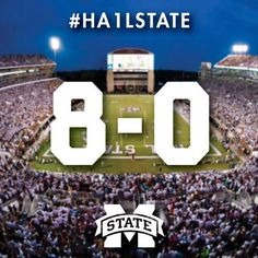 #HAILSTATE #HA1LSTATE  Incredible!!