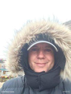 Shaun Cassidy in Budapest