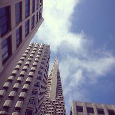 Looking sharp, Transamerica Pyramid   Financial District, San Francisco