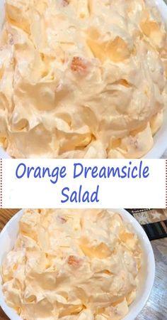 Fluff Desserts, Jello Recipes, Dessert Salads, Fruit Salad Recipes, Köstliche Desserts, Creamy Fruit Salads, Pudding Fruit Salads, Easy Fruit Salad, Vanilla Pudding Desserts