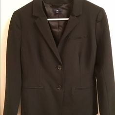 Gap Blazer Worn once for an interview! Great women's blazer. Size 4. GAP Jackets & Coats Blazers