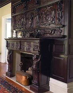 Holy Gorgeous Fireplace.
