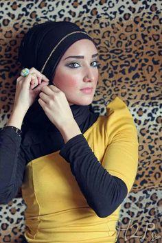 Hijab Is My Crown Fashion Is MyPassion  hijab / Arab fashion. Muslim / muslimah / ladies / women / styles fashion / fashionista. Love!