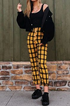 Young&Fab hipster looks vintage femininos, roupas vintage femininas, lo Edgy Outfits, Mode Outfits, Retro Outfits, Cute Casual Outfits, Outfits For Teens, Fall Outfits, Vintage Outfits, Fashion Outfits, Summer Outfits