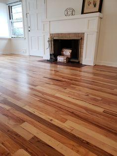 Birch Floors, Hardwood Floors, Flooring, Modern Tech, House Design, Home Decor, Wood Floor Tiles, Wood Flooring, Decoration Home