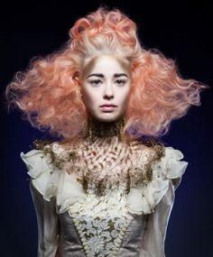 Marylle Koken for Wella By Nicolas Troncin Photography