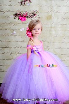 12c5b8a7e31 rapunzel inspired tutu dress- aww this little girl reminds me of me when I  was little. chris laird · Tutu dresses