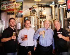 Figueroa Mountain Brewing Company Partners with Pacific Beverage Company, Opens 3 New Taprooms and Prepares for Germany.