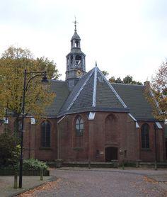 Nederlands Hervormde kerk. Bouwjaar: 1623-1625.