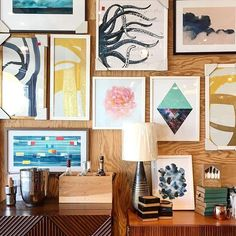 Saturdays: good for sleepin, brunchin, and outlet shoppin! Here's a peek at @westelmlancaster's wall art game. Find all 4 west elm Outlet locations with the link in profile! #mywestelm