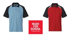 Our cool Poidevin Polo will keep your kids cool this summer.  Made from soft cotton back fabric it will keep them feeling fresh and looking their best.