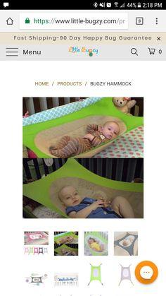 Bugzy baby hammock for sleep health https://www.little-bugzy.com/products/bugzy-hammock