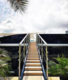 It's #Monday! Welcome aboard   @edmistoncompany   #yachtlife