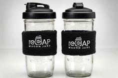 reCAP Lid with Pourable Spout & Cap