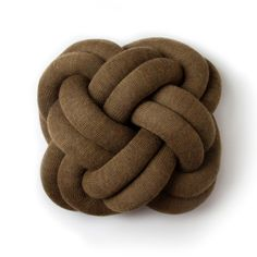 Purchase unique Not Knot Turk's Head cushions by Umemi from Iceland. Add a contemporary style in any rooms. Shop online at Designstuff today.