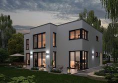 Bauunternehmen für massive Effizienzhäuser, individuell geplant, frei gestaltbarer Grundriss - GLG Günther Lanfermann