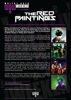 The Red Paintings - WGW 2015 Spring
