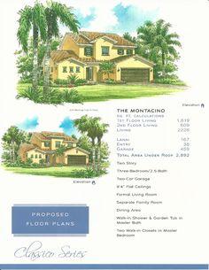 Bellalago Montacino in Kissimmee FL