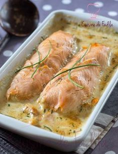Salmon and shrimp rolls – Fadila cuisine – Claudine Evrard Fish Recipes, Seafood Recipes, Dinner Recipes, Salmon And Shrimp, Fish And Seafood, Crockpot Recipes, Cooking Recipes, Healthy Recipes, Food Porn