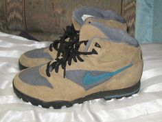 Vintage  Women's vintage  Nike Hiking boot  by Linsvintageboutique, $48.50 for those shorter distance hikes.
