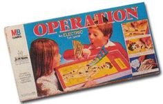 Operation...loved this game!