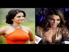 Rakhi Sawant - I want to THROW Sunny Leone out of India.
