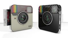 Shake it like an instagram picture! Polaroid Launches the Socialmatic