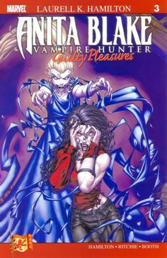 Anita Blake, Vampire Hunter: Guilty Pleasures #3 - Part Three (Issue)