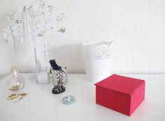 Boite à bijoux ou rangements décorative petits par Myfirstbox, €26.00