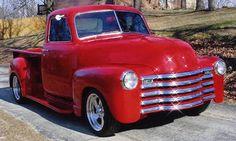 custom pickup trucks | Custom 1947 Chevy 1/2 Ton Pickup Truck